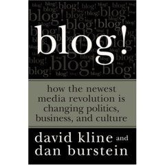 Blog by David Kline & Dan Burstein